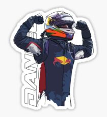 Daniel Ricciardo Sticker