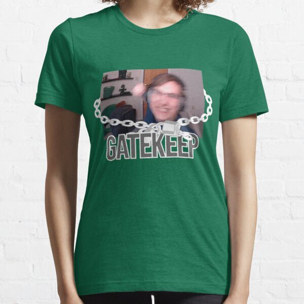 charlie slimecicle gatekeep Essential T-Shirt