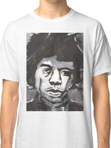 Jimi Hendrix Rock and Roll Merch Classic T-Shirt