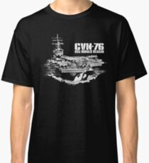 Aircraft carrier Ronald Reagan Classic T-Shirt
