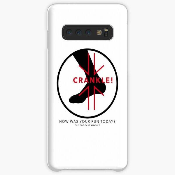 Crankle 2016black Samsung Galaxy Snap Case