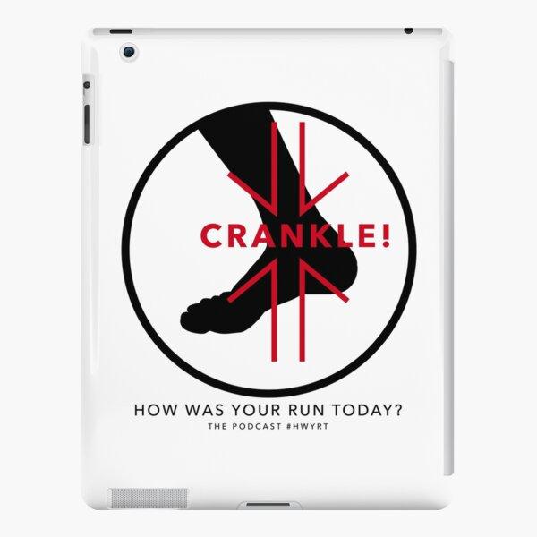 Crankle 2016black iPad Snap Case