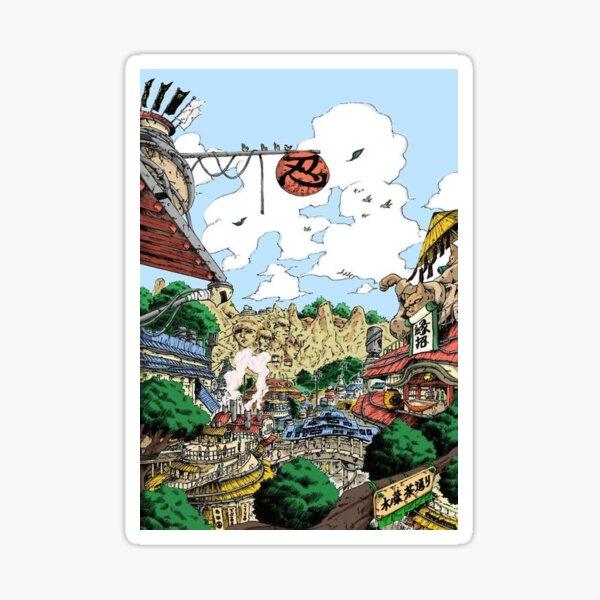 Das beste Dorfplakat Sticker