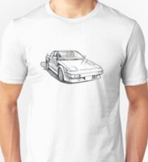 AW11 Toyota MR2 Sketch Unisex T-Shirt
