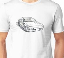 AW11 Toyota MR2 Sketch Unisex T-Shirt