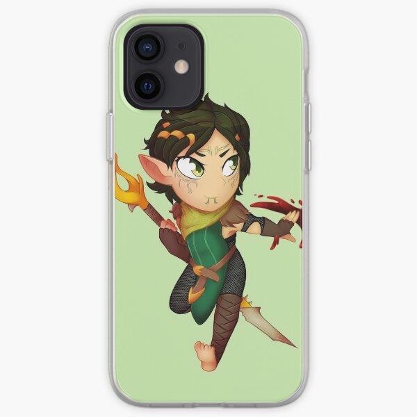 Chibi merrill iPhone Soft Case