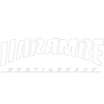 HARAMBE  by maumauuu