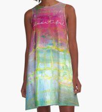 """Beautiful"" Original Design by PhillipaheART A-Line Dress"