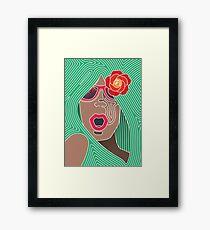 Rayban Framed Print