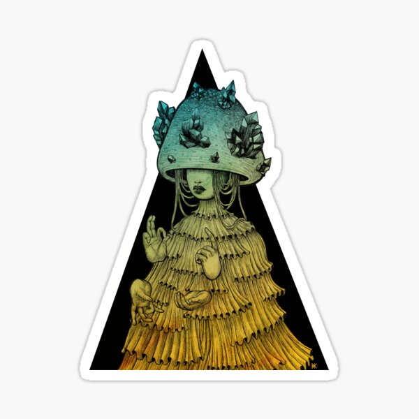 KINOKO TROPICA I Sticker