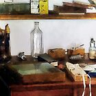 19th Century Veterinarian's Office by Susan Savad