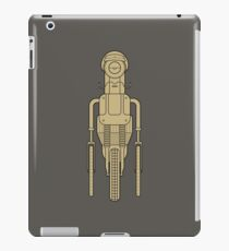 Hipsterbot iPad Case/Skin