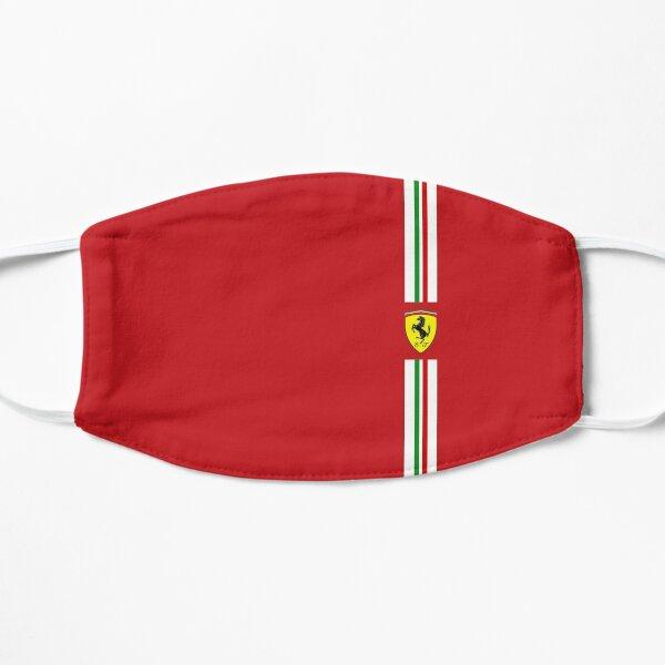 Ferrari F1 2021 Mascarilla plana