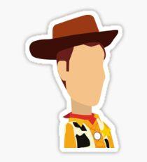 Woody Sticker