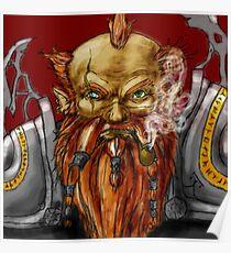 Dwarf Poster