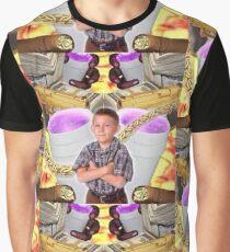 Trap Dewey Graphic T-Shirt