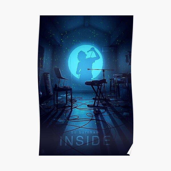 Bo Burham inside  Poster