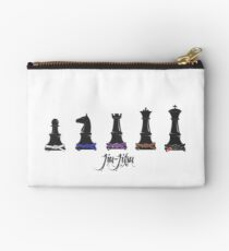 Human Chess Studio Pouch