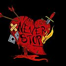Never Stop by Tiduk