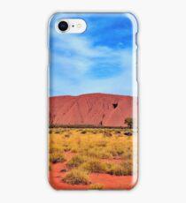 Ayres Rock iPhone Case/Skin