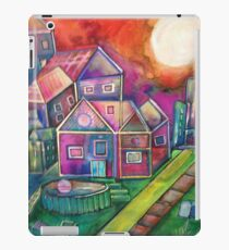City neighborhood iPad Case/Skin
