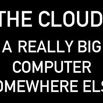 The Cloud by beardsmith