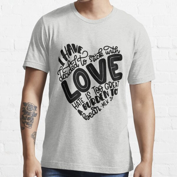 Quotes By Martin Luther King J  Perfect Gift Essential T-Shirt