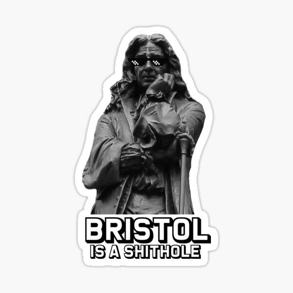 Edward Colston's Revenge Sticker