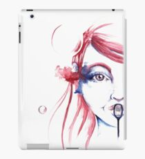 Bubbles - by Holly Elizabeth iPad Case/Skin