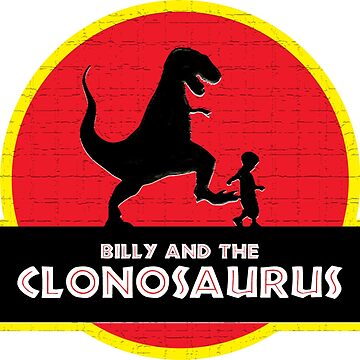 Billy and the Clonosaurus by utahgraphics