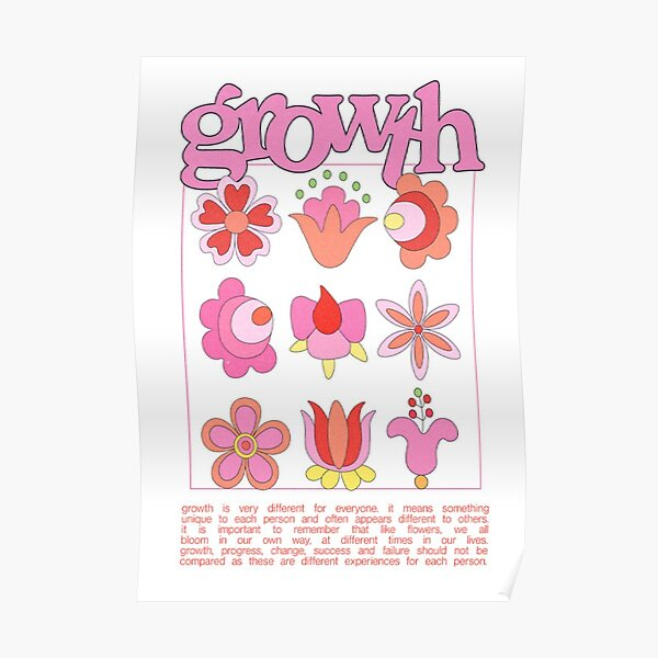 growth <3 Poster
