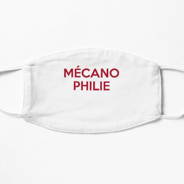 Mécanophilie Flat Mask