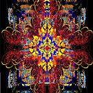 Flower of Life by Joseph Steadman