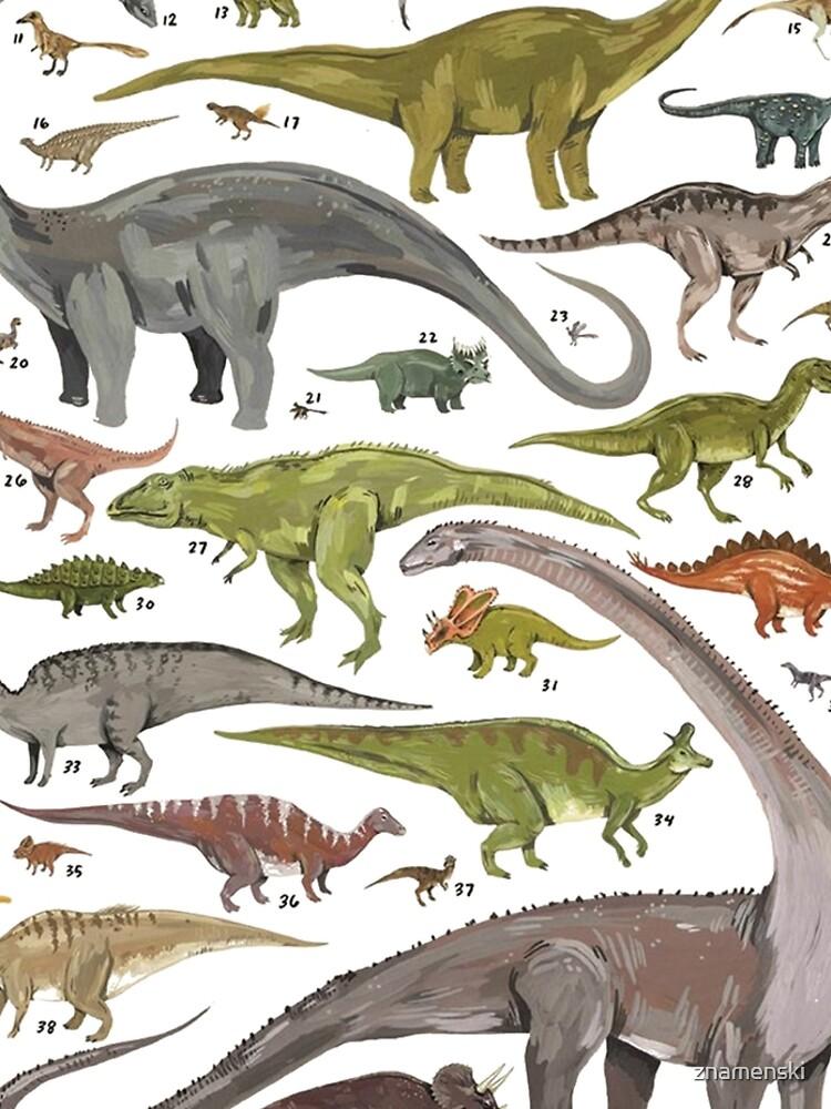 Dinosauria  by znamenski