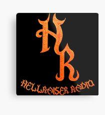 Hellraiser Radio presented by UEW Metal Print