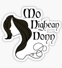 Mo Nighean Donn 1 Sticker