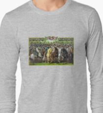 Prominent Union and Confederate Generals and Statesman Long Sleeve T-Shirt