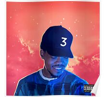 Chance coloring book Poster