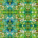 Summer Rain on Grass by Kathie Nichols