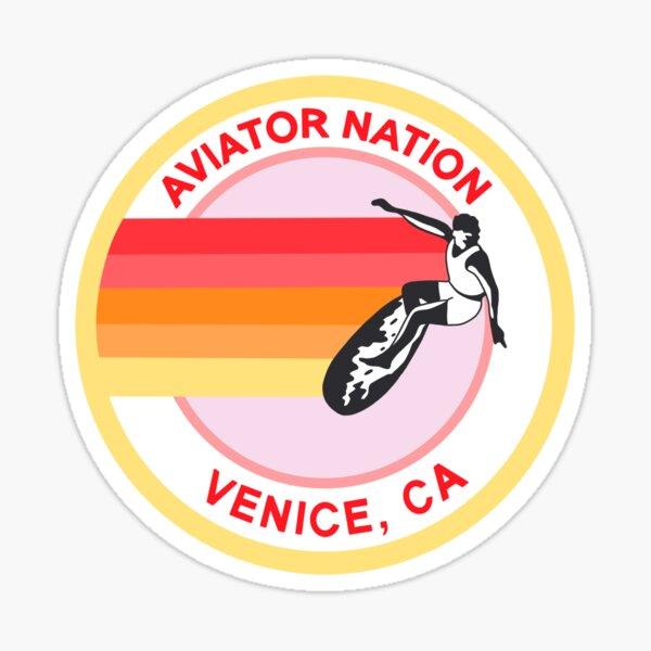 pink AV Sticker