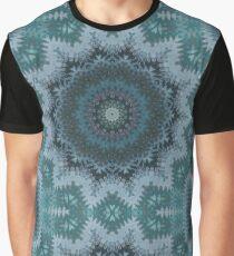 Colorful kaleidoscope .  Graphic T-Shirt