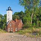 Presque Isle Lighthouse by Kenneth Keifer