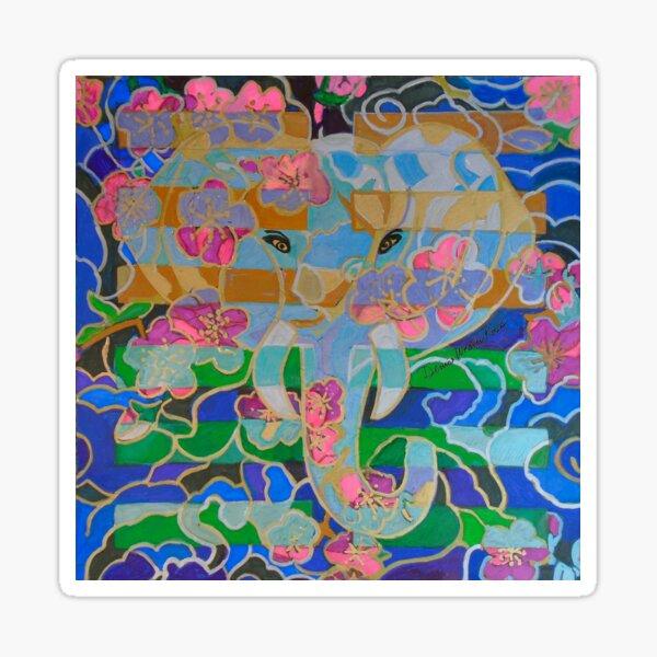 Hexagram 16: Yu (Enthusiasm) Sticker