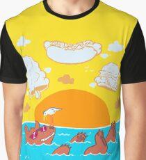 Summer Soak Graphic T-Shirt