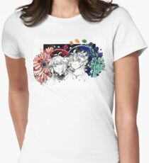 Judai and Johan Womens Fitted T-Shirt