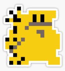 8-bit The Cheat (of Homestar Runner) Sticker