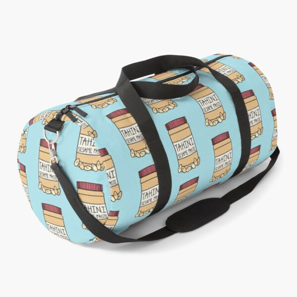 Yummy Tahini Sauce Duffle Bag