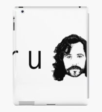 R U Sirius iPad Case/Skin