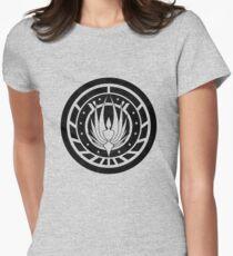 Battlestar Galactica Design - Colonial Seal Women's Fitted T-Shirt