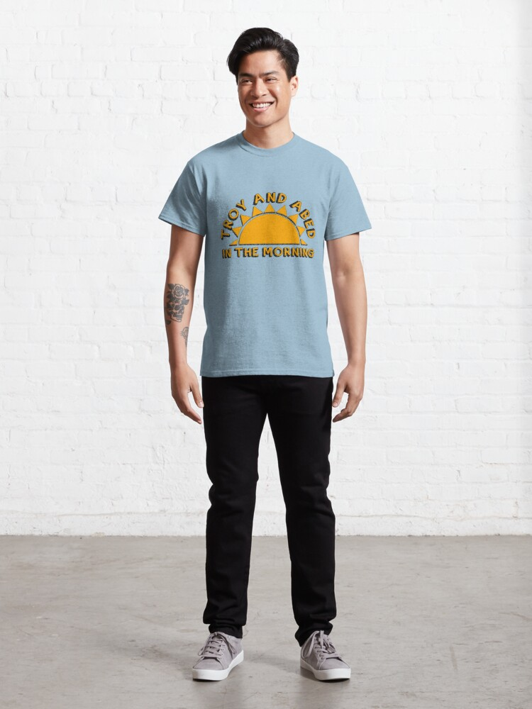 Alternate view of Community - Troy and Abed in the morning Classic T-Shirt